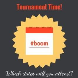 Tournament Season Begins
