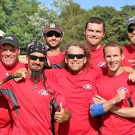 U.S. Boomerang Teams take 1st & 6th place at 2016 World Boomerang Championships